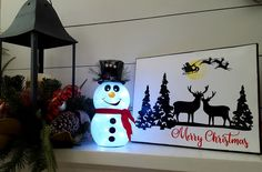 15 Fun Winter Crafts That Will Keep You Busy in the Chilliest Time of the Year - Coziem Cricut Christmas Ideas, Snowman Christmas Decorations, Dollar Tree Christmas, Snowman Crafts, Christmas Signs, Christmas Snowman, Christmas Projects, Holiday Crafts, Christmas Stuff