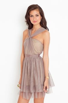 Cute dress for a summer cocktail party :)