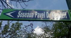 Accident pe Soseaua Kiseleff