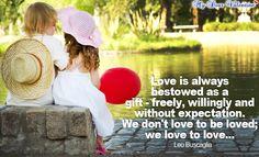 We love...to love...♥