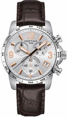 Certina Watch DS Podium Chrono