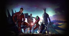 guardians of the galaxy background hd - guardians of the galaxy category