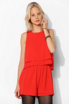 Pins And Needles Textured Ruffle-Top Romper http://www.urbanoutfitters.com/urban/catalog/productdetail.jsp?id=28965945&parentid=W_APP_DRESSES