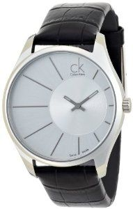 Calvin Klein - CK Men's Watches Deluxe K0S21120 - WW CK Calvin Klein. $178.95. MADE IN SWISS. With Original Case and Packaging as Provided by the Manufacturer