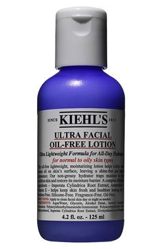 Kiehl's Since 1851 Kiehl's Since 1851 'Ultra Facial' Oil-Free Lotion available at #Nordstrom