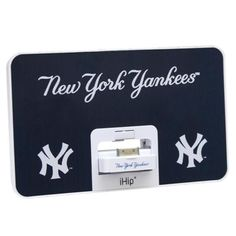 New York Yankees MLB Team Logo I-Dock Speaker