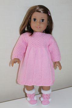 """""""Isabella's Dress"""" Free Knit Dress pattern on Ravelry"""
