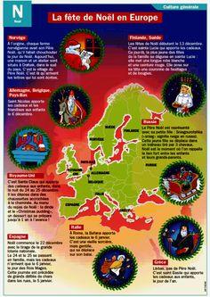 TICs en FLE: Noël : quelques activités