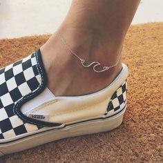 WAVE - Anklets