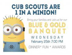 Minion Invite