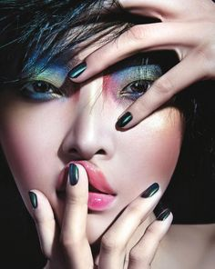 Sunghee Kim by Hyea W. Kang for Vogue Korea December 2014
