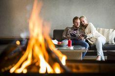 Homeplaza - Hervorragende Wärmespeicherfähigkeit von Beton sorgt für Wohlfühlklima - Mehr als nur gemütlich überwintern