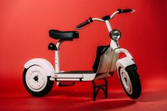 fido motors\' electric scooter is a cute 2-wheeled vehicle that is faithful towards reducing harmful emissions.