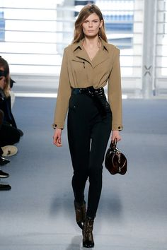 look for fall, done.  Louis Vuitton by Nicholas Ghesquiere #PFW