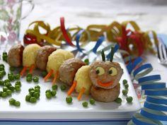IL BRUCO DI CARNEVALE 1/5 - Dalle cucine Fileni, una ricetta per festeggiare in allegria il Giovedì Grasso! Stupite i vostri bambini con questa innovativa presentazione delle Polpette Magic: mangiar bene non è mai stato così divertente!