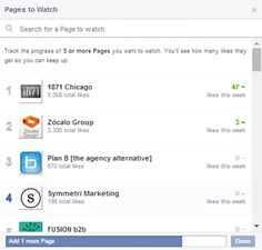 """How to spy on your competition. Do you know about the """"Pages to Watch feature"""" on your insights? Check out this article from Social Media Examiner and learn how your competition is doing - and - how you're business compares."""