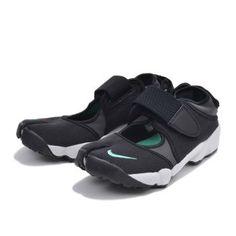 [NIKE Nike AIR RIFT airlift 308662-300 15SU 025BLK / MENTA 23