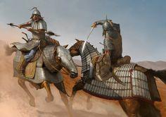 Mongol vs Khwarezmid by ~EthicallyChallenged on deviantART