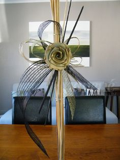 Hapene for events and corporate Flax Weaving, Flax Flowers, Maori Art, Kiwiana, Leaf Crafts, Funeral Flowers, Arte Floral, Bern, Floral Designs