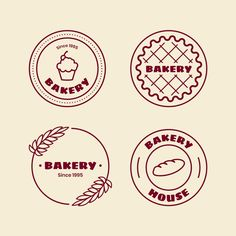 Discover the best free resources of Cake Logo Cake Logo Design, Bakery Design, Bakery Logo, Logo Restaurant, Vintage Logo Design, Style Vintage, Graphic Design, Logo Panaderia, Logo Boulangerie