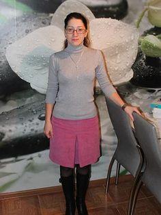 Модели, сшитые по выкройке Юбка расклешенного силуэта Peplum, Skirts, Tops, Women, Fashion, Moda, Women's, Fashion Styles, Skirt