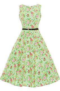 Plus Size Vintage Dresses : Retro, 1950\'s Style Dresses from Lady Vintage.