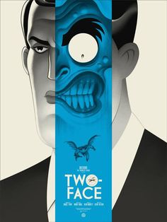 BATMAN '66 and BATMAN: THE ANIMATED SERIES Mondo Posters in Poster