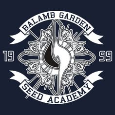 Buy this shirt - Balamb Garden Seed Academy