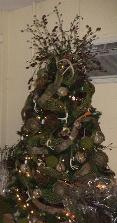 Camo Boy stocking cowboy boot Real Tree by Cutipiethis on Etsy ...