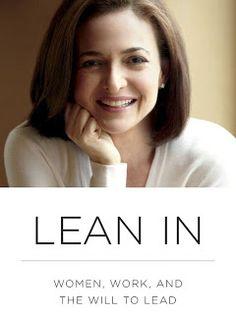 Lean In - Sheryl Sandberg : Download Free Book (Epub|Pdf) ~ Free ebooks download in pdf,mobi, epub and kindle