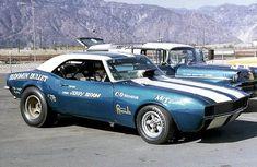 Vintage Drag Racing - Camaro
