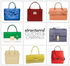 Think Inside the Box: The It Bags for Spring