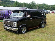 vintage chevy vans for sale - Yahoo Image Search Results Station Wagon, Land Rover Defender, Dodge Van, Old School Vans, Vanz, Day Van, Van For Sale, Cool Vans, Vans Style