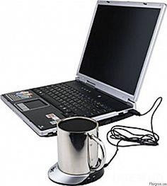 USB Hub на 4 порта с нагревателем для чашки. Киев - изображение 1