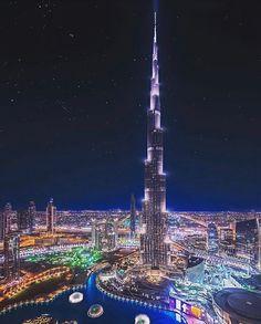 Burj Khalifa, Dubai / Twisted Dance by Rilind H Syed. Palmeninsel Dubai, Dubai City, Dubai Hotel, Amazing Buildings, Amazing Architecture, Modern Buildings, Landscape Architecture, Building Architecture, Places To Travel