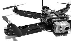 Quadcoptor, very stable good for arial pics and video