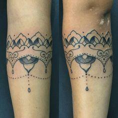 Ornamentos estilo indiano... Releitura de um trabalho trazido pela cliente! Lorinho Nust Custom Tattoos  Agendamentos e orçamentos: 55 (31) 99477-4781 whatsapp ou lorinhotattoonust@gmail.com