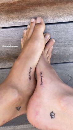 Tattoos Skull, Mini Tattoos, Cute Tattoos, Bff Tats, Bestie Tattoo, Small Matching Tattoos, Matching Best Friend Tattoos, Matching Quote Tattoos, Dainty Tattoos