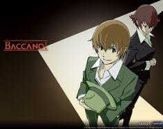 baccano - Background hd