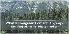 What Is Evergreen Content, Anyway?