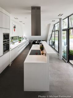 Clean and Functional Design: Villa UH1 by RB Architects, Stockholm