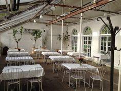 Hepristo: Gamla orangeriet restaurang & café, Bergianska trädgården, Stockholm, Sweden