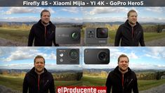 You can WIN a Xiaomi Mijia Action Camera in this video where I compared it with YI Action Camera, GoPro black & Hawkeye Firefly incl. Gopro, Hawkeye, Drones, Cameras, Giveaway, Action, Youtube, Black, Group Action