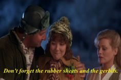Image result for cousin eddie rubber sheets gif