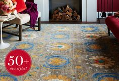 Brand We Love: F.J. Kashanian Rugs