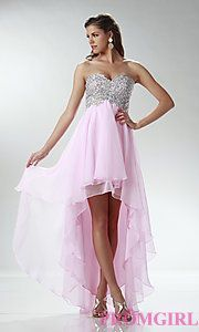 Buy Inexpensive High Low Dress at PromGirl