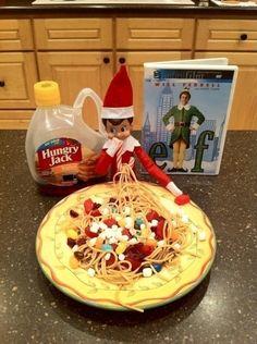 Elf | 31 Elf On The Shelf Ideas Guaranteed To Win Christmas