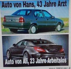 Hans vs Ali