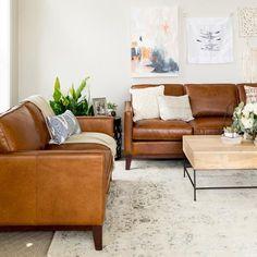 Paladin Leather Sofa