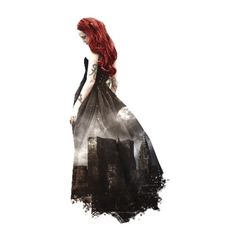 Clary Fray, The Mortal Instruments The Mortal Instruments ❤ liked on Polyvore featuring mortal instruments, dolls, filler and the mortal instruments